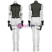 Yelena Belova Cosplay Costume Black Widow 2020 Yelena Suit
