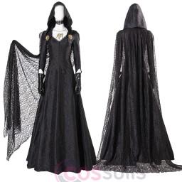 Daniela Costume Resident Evil Village Dimitrescu Daughters Cosplay Suit