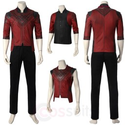 Shang-Chi and the Legend of the Ten Rings Shang-Chi Cosplay Costume