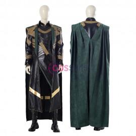 2021 LOKI Cosplay Costumes Loki Armor Cosplay Suit