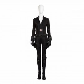New Captain America Civil War Natasha Romanoff Black Widow Cosplay Costume