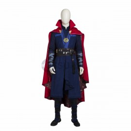 Top Grade Doctor Strange Stephen Strange Cosplay Costume