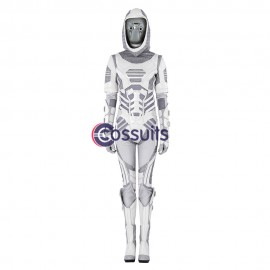 Ghost John Morley Costume Ant-Man 2 Cosplay Suit