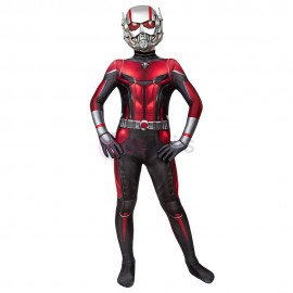 Ant Man Costume For Kids Ant-Man 2 Cosplay Jumpsuit