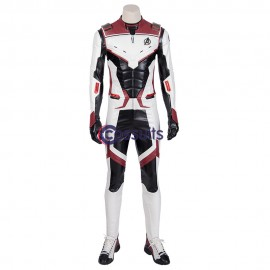 Avengers Endgame Quantum Realm Suits Cosplay Costume