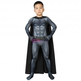 Batman Kids Suits Justice League Batman Cosplay Costume With Cape
