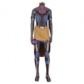 Black Panther Shuri Cosplay Costumes Wakanda Shuri Cosplay Suits