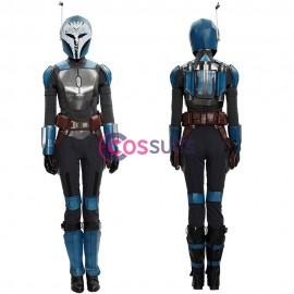 Bo-Katan Cosplay Costumes The Mandalorian Cosplay Suit
