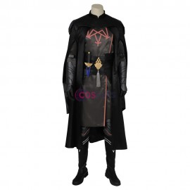 Byleth Male Cosplay Costume Fire Emblem Three Houses Cosplay Outfit