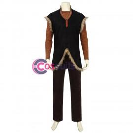 Disney Frozen 2 Costume Kristoff Cosplay Suit