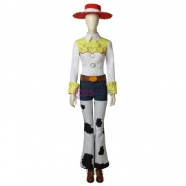 Disney Toy Story Jessie Cosplay Costume