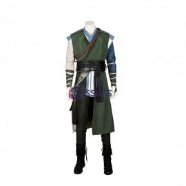 Baron Mordo Cosplay Costume Doctor Strange Cosplay Suit