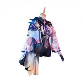 Genshin Impact Eula Cosplay Costume Eula Suit
