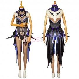 Genshin Impact Mace Cosplay Costumes Mace Cosplay Suit