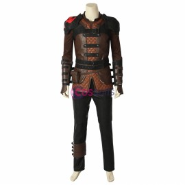 Hiccup Cosplay Costume How to Train Your Dragon 3 Cosplay Suit