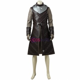 Jon Snow Battle Cosplay Suit Game Of Thrones Cosplay Costume