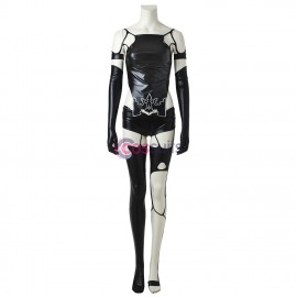 NieR Automata YoRHa Type A Black Cosplay Costume