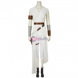 Rey Cosplay Costume Star Wars The Rise Of Skywalker Suit