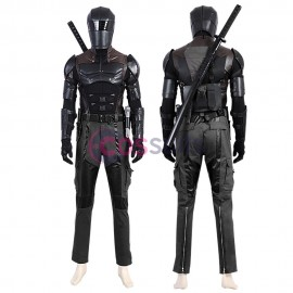 Snake Eyes Cosplay Costume G.I. Joe Cosplay Suit