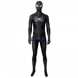 Spider-Man 3 Venom Jumpsuit Eddie Brock Cosplay Costume