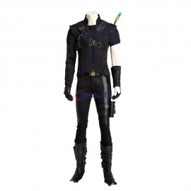 The Avengers America Civil War Hawkeye Clint Barton Costumes Suit