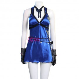Tifa Lockhart Costume Final Fantasy VII Remake Women's Cosplay Dress