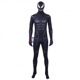Venom Costume Cosplay Eddie Brock Jumpsuit 3D Printed