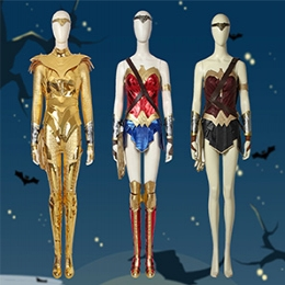 Wonder Woman Costumes