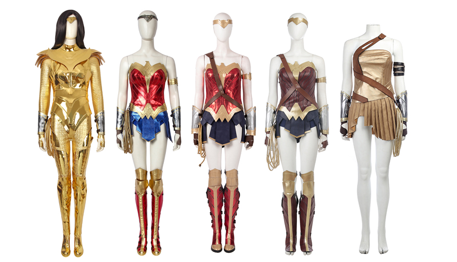 Why Wonder Woman Cosplay Has Been So Popular In 2020
