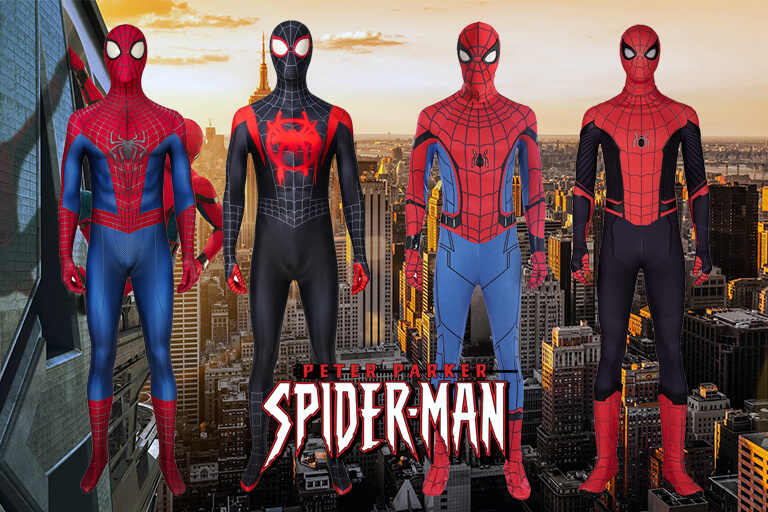 8 Unconventional Knowledge About Spiderman Costume That You Can't Learn From Books